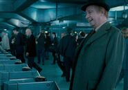 Arthur Weasley Underground