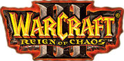 Warcraft 3 logo