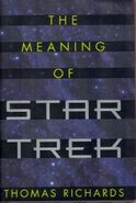 Meaning of Star Trek 1st ed