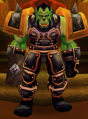 Thrall wow