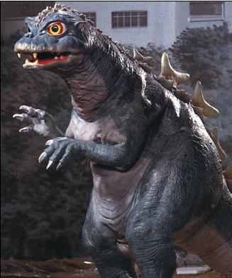 Godzilla Baby