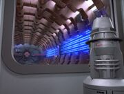 Galaxy class nacelle tube (interior)
