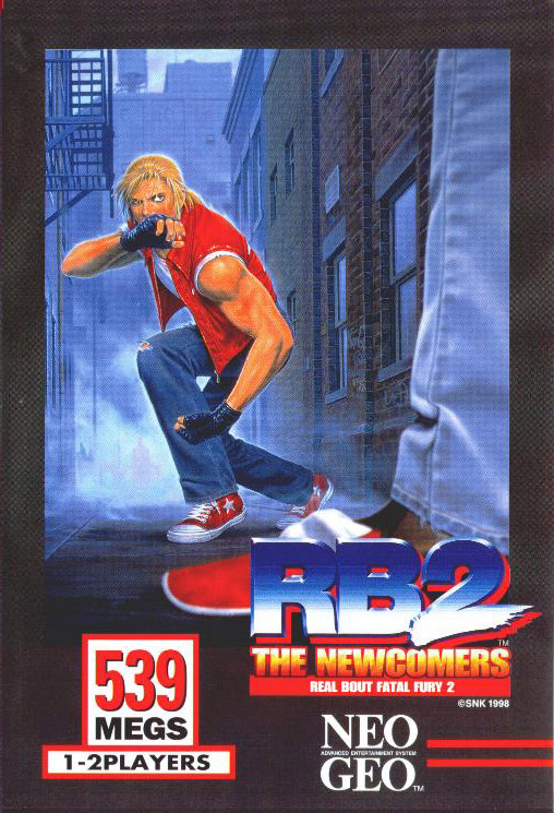 Real Bout Fatal Fury 2: The Newcomers - SNK Wiki - King of Fighters