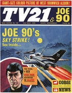 TV21 Issue 32 Cover