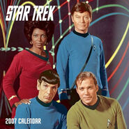Star Trek Calendar 2007