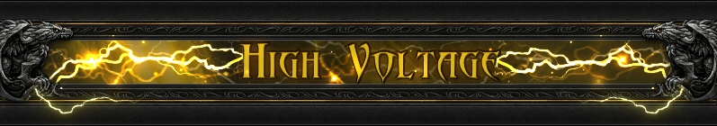 HighVoltage Banner