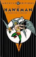 Hawkman Archives, Volume 1