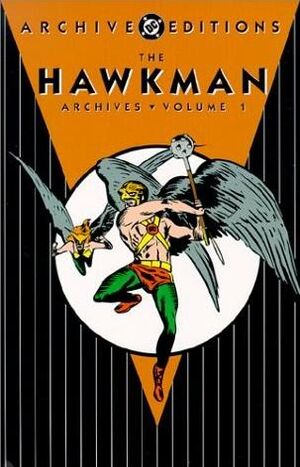 Cover for Hawkman Archives #1