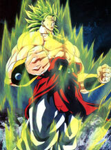 Broly SSJL