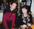 Pam Blackwell and Majel Barrett.jpg