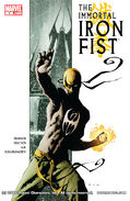 Immortal Iron Fist Vol 1 1