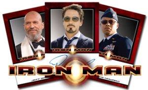 Iron Man Card