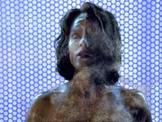 B&#39;Elanna in sonic shower