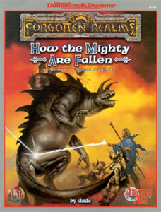 BookCover-How the Mighty Are Fallen