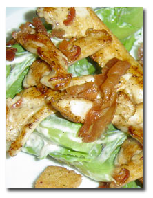 Image of Australian Caesar Salad With Red Desert Spiced Chicken, Recipes Wiki