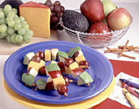 Image of Avocado Fruit Kabobs, Recipes Wiki