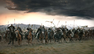Rohirrim peq