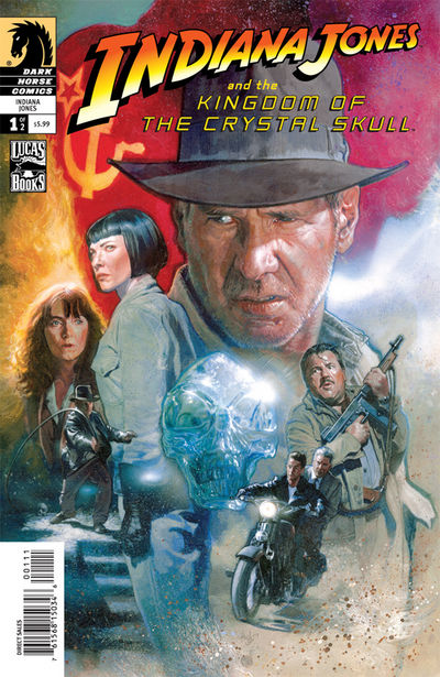 🔥 Indiana Jones and the Kingdom of the Crystal Skull