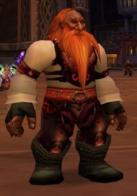 Dwarf Commoner