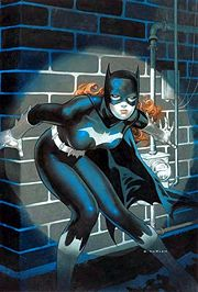 180px-Batgirlbykevinnowlan