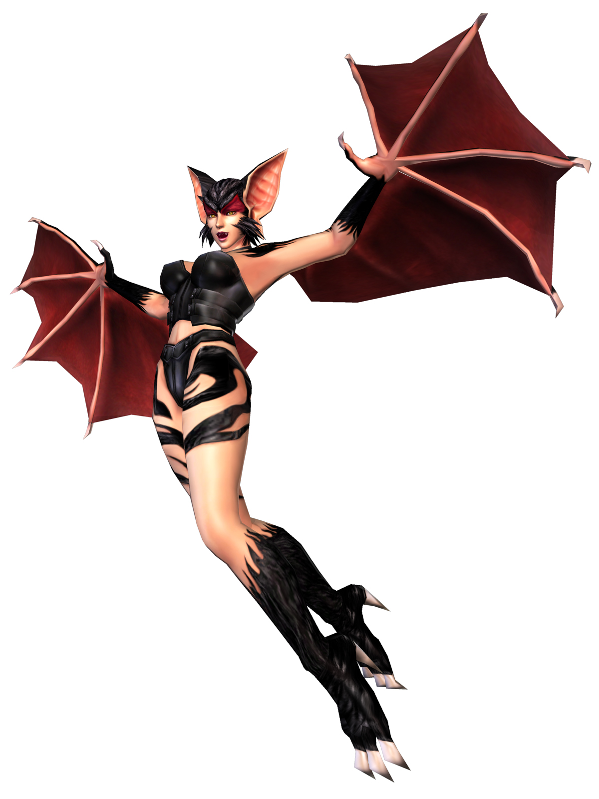 Bloody roar jenny nude nackt photo