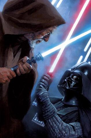 Vida y Obra de Obi Wan Kenobi 315px-LifeLegendObiWanArt