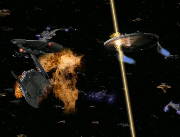 Is It Unethical For Starfleet To Deploy Miranda Class Starships To