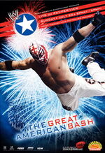 Great American Bash 2007 Poster