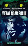 Metal Gear Solid Novel cover
