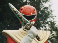 MMPR DragonShield red
