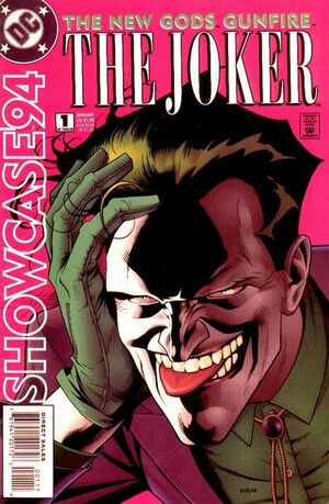Cover for Showcase '94 #1