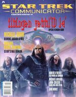 Communicator issue 104 cover
