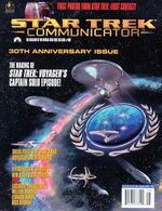 Communicator issue 108 cover