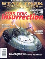 Communicator issue 118 cover