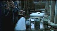 Polyjuice Potion Vials