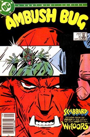 Cover for Ambush Bug #4