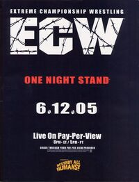 One Night Stand 2005 Poster