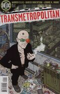 Transmetropolitan 1