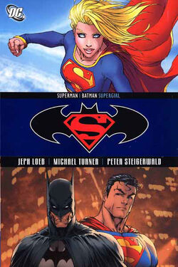 Superman Batman Supergirl TP