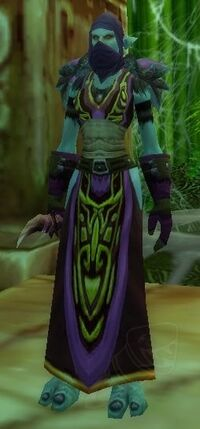 High Priestess Mar&#39;li