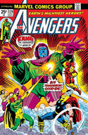Avengers Vol 1 129