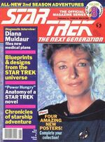 TNG Official Magazine issue 8 cover