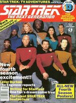 TNG Official Magazine issue 13 cover