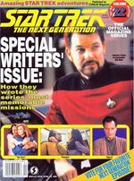 TNG Official Magazine issue 22 cover