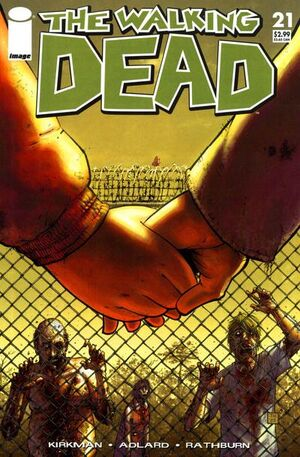 The Walking Dead Vol 1 21