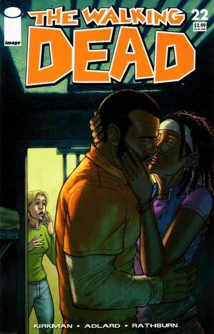 The Walking Dead Vol 1 22