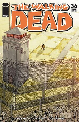The Walking Dead Vol 1 36