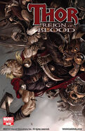 Thor Reign of Blood Vol 1 1