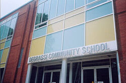 Degrassi Community School 2 circa TNG