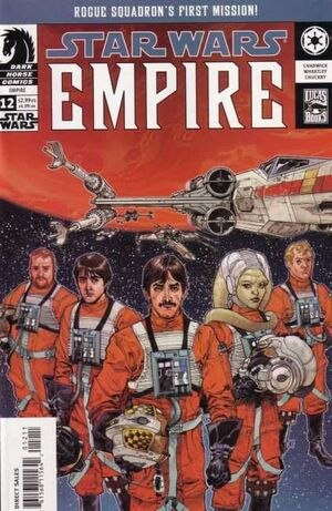 Star Wars Empire Vol 1 12